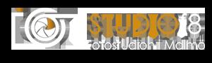 Studiof8 – Hyr fotostudio Malmö Logotyp
